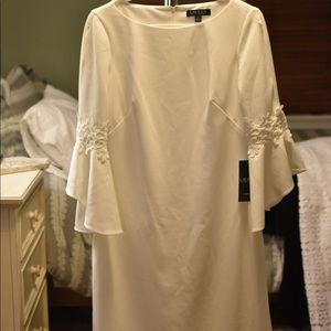 NWT white Ralph Lauren dress